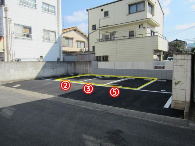 『お車でお越しの方・駐車場のご案内』